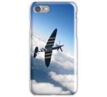 Spitfire Flight  iPhone Case/Skin