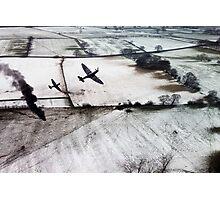 Winter Aces  Photographic Print