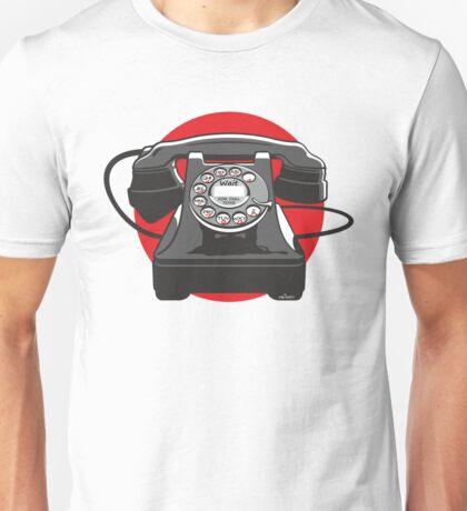 Classic telephone Unisex T-Shirt