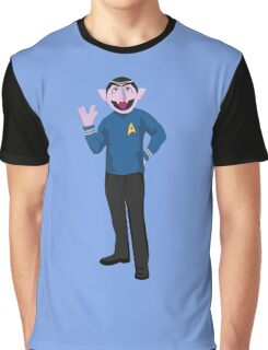 The Count Spock Graphic T-Shirt