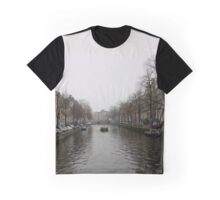 canal Graphic T-Shirt