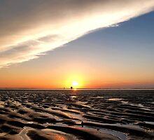 Sunset by Adri  Padmos