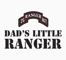 DAD'S LITTLE RANGER by PARAJUMPER