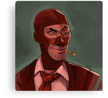 RED Spy Mobile Case and Prints Canvas Print