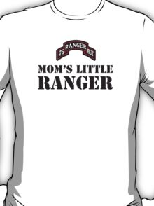 MOM'S LITTLE RANGER T-Shirt