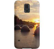 Riveting Southbank Sunrise Samsung Galaxy Case/Skin