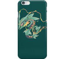Mega Rayquaza iPhone Case/Skin