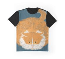 French she-cat Graphic T-Shirt