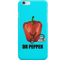 Dr Pepper iPhone Case/Skin