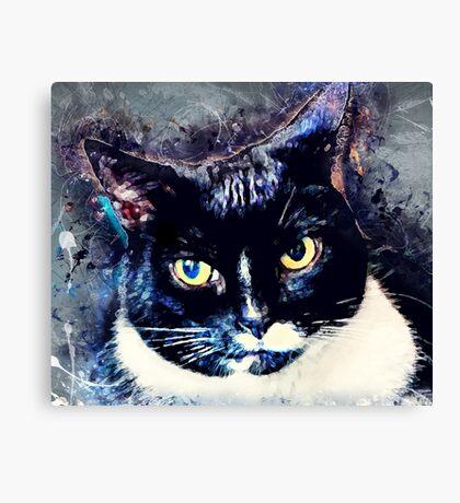 Cat Jagoda Canvas Print