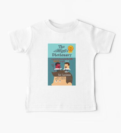THE ANGEL'S DICTIONARY: A Spirited Glossary for the Little Devil in You Baby Tee