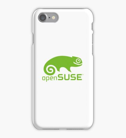 openSUSE LINUX iPhone Case/Skin