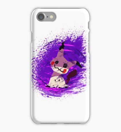 Mimikyu Busted Pokemon iPhone Case/Skin