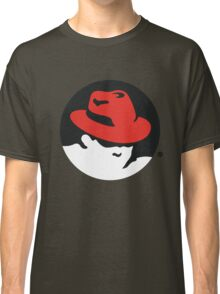 Redhat LINUX Classic T-Shirt