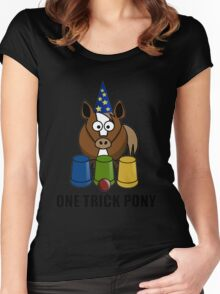 One Trick Pony Women's Fitted Scoop T-Shirt