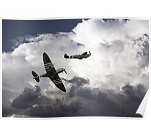 Mighty Spitfires  Poster