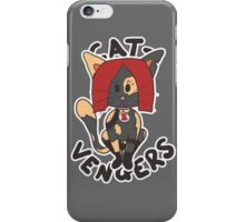 Cat Widow iPhone Case/Skin