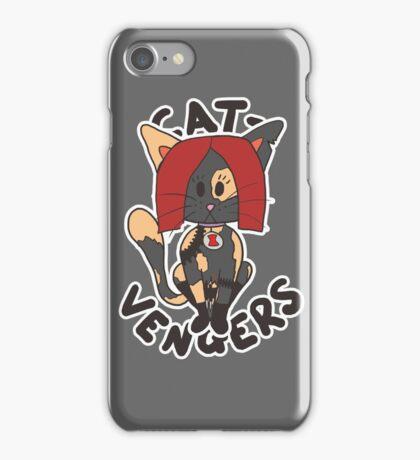Cat Widow iPhone Case/Skin