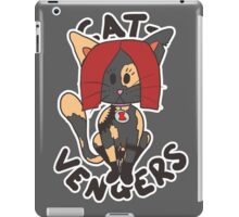 Cat Widow iPad Case/Skin