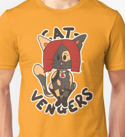 Cat Widow Unisex T-Shirt