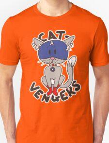 Cap' Cat T-Shirt