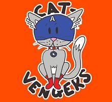Cap' Cat Unisex T-Shirt