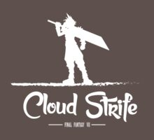 Cloud Strife by moombax