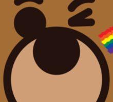 the Cub - Pride Sticker