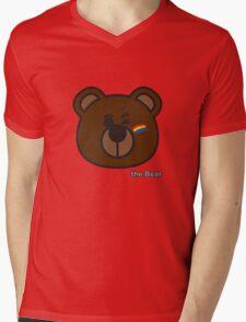 the Bear - Pride Mens V-Neck T-Shirt
