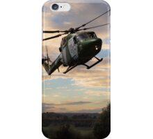 Army Lynx  iPhone Case/Skin