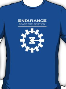 Inspired by Interstellar - Endurance Space Craft T-Shirt