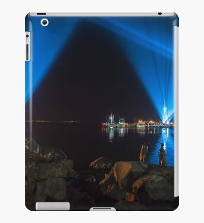 Articulated Intersect iPad Case/Skin