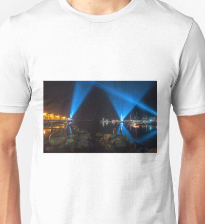 Articulated Intersect Unisex T-Shirt