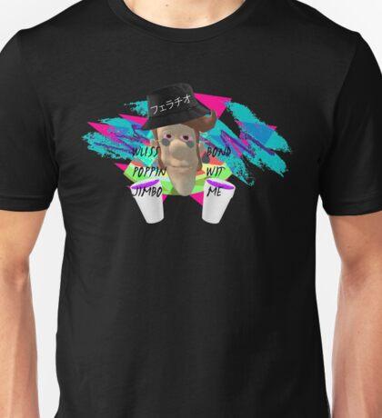 Wuss Poppin Jimbo | A E S T H E T I C - H U G H Unisex T-Shirt