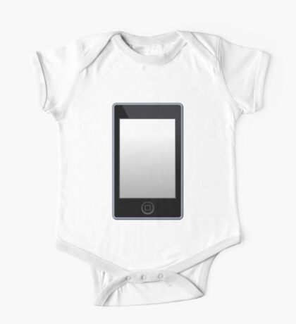 MP3 Phone Player One Piece - Short Sleeve