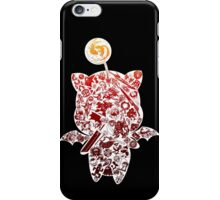 Moogleverse (red) iPhone Case/Skin