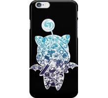 Moogleverse (blue) iPhone Case/Skin