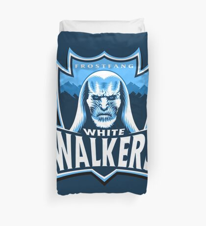 Frostfang White Walkers Duvet Cover