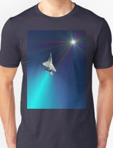 Shoot For The Sky - USAF F15D Design T-Shirt
