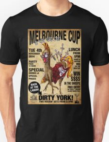 LABOR IN VAIN - MELBOURNE CUP - 2014 T-Shirt