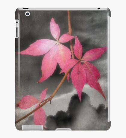 Last Leaves Of Autumn iPad Case/Skin