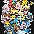 Baby Pokémaniacal Colour by Alex Clark