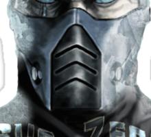 Sub-Zero freeze Sticker