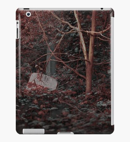 Autumn Forest Memorial iPad Case/Skin