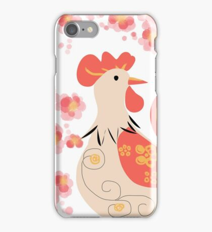 Year of the Rooster 2017 iPhone Case/Skin