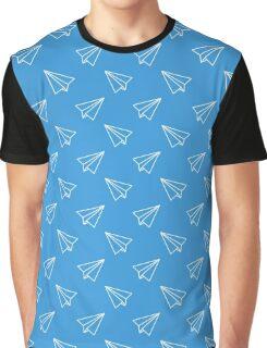 Paper planes Graphic T-Shirt