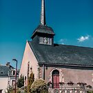 The Church with No Name, Beganne, France by Elaine Teague