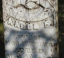 Head stone from Rushville by MoreKeala