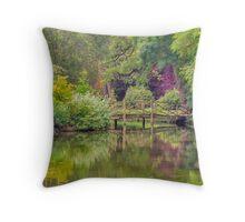 Kates Bridge Throw Pillow