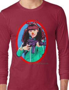 Crayon Pop 크레용팝 Lonely Christmas Soyul 소율 Long Sleeve T-Shirt